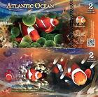 ATLANTIC OCEAN - 2 ocean dollars 2016 FDS UNC