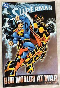 Superman: Our Worlds at War Bk. 1 (2002, Paperback) Comic
