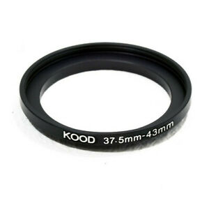 Stepping Ring 37.5-43mm 37.5mm to 43mm Step Up ring stepping Rings 37.5mm-43mm