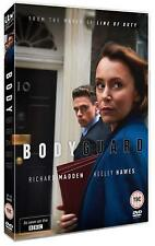 BODYGUARD (2018): 6 Part ITV/BBC TV Season MiniSeries - NEW Rg2 Eu DVD not US
