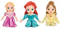 Princesses Original Disney Soft Toy Ariel Rapunzel Belle Huge Giants XL 60cm