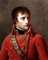 "perfect 24x36 oil painting handpainted on canvas ""First Consul Bonaparte""@N10326"