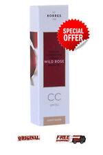 KORRES CC WILD ROSE SPF30 LIGHT SHADE 30ML