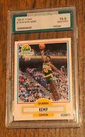 1990-91 Fleer Basketball Shawn Kemp ROOKIE RC #178 PSA 10 GEM MINT HOF
