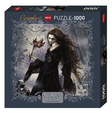 VICTORIA FRANCÉS - FAVOLE : NEW BLACK - Heye Puzzle 29830 - 1000 Pcs. NEU