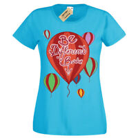 Be different babe T-Shirt individual Womens Ladies