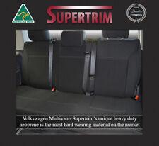 3rd row bench seat cover fit Volkswagen Multivan (2004-Now) premium neoprene
