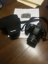 Nikon COOLPIX P600 16.0MP Digital Camera - black with case