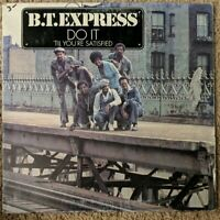 Do It 'Til You're Satisfied by B.T. Express (LP, 1974, Scepter Records)