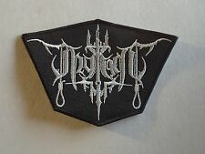 THY LIGHT EMBROIDERED LOGO DEPRESSIVE BLACK METAL PATCH