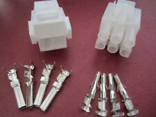 C3 Original Kenwood Icom Yaesu 4-Pin a 6-Pin 12V Cable de Alimentación PSU Adaptador PS126