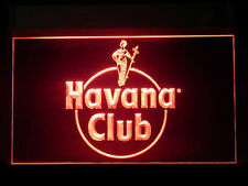 J953R Havana Club Beer For Pub Bar Display Decor Light Sign