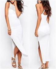 Vestiti da donna bianchi maxi taglia M