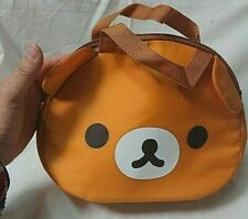 Japan Rilakkuma face bag With cooling function itoen san-X anime toy Porch case