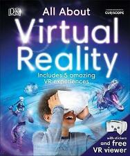 All About Virtual Reality by Challoner, Jack | Hardcover Book | 9780241309032 |