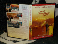 What Dreams May Come Dvd Special Editon Robin Williams Free Shipping