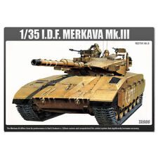 ACADEMY #13267 1/35 Plastic Model Kit I.D.F. Main Battle Tank MERKAVA Mk III
