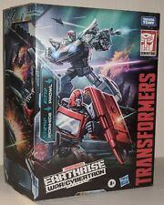Transformers War For Cybertron Earthrise Ironhide & Prowl Deluxe WFC-E31 Sealed
