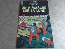 PUZZLE 4 TELECARTES NEUVES - TINTIN - ON A MARCHE SUR LA LUNE - 500 exemplaires