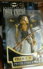 Batman: Legends of the Dark Knight Twister Strike Scarecrow Action Figure MISP