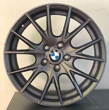 """Cerchi in lega BMW Serie 1 2 3 4 5 6 7 X1 X3 X4 Z3 Z4 DA 18"""" NUOVI OFFERTA"""