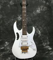 New Arrival ST JEM Electric Guitar Tree of Life Inlay Pearl White Tremble System