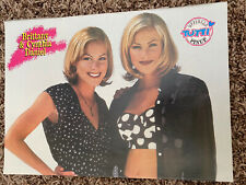 Brittany Daniel Cynthia Teen Magazine Pinup Poster Clipping Curtis Williams Jr