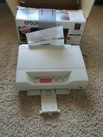 EPSON ACTION PRINTER 3250 model  P730A PARALLEL DOT MATRIX PRINTER + box