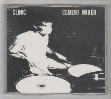 (HA982) Clinic, Cement Mixer - CD
