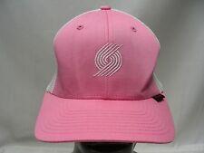 PORTLAND TRAIL BLAZERS - NBA - LADIES ONE SIZE FLEXFIT BALL CAP HAT!