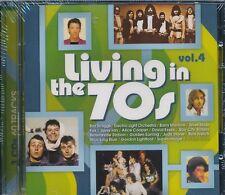 Living In The 70s Volume 4 3-disc CD NEW Supercharge Freda Payne Lobo Nilsson