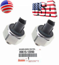 2 x Genuine Denso Knock Sensor 89615-12090 for Toyota Avalon Camry Solara Sienna