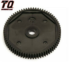 RC10 SC10 B4 B5 72T Tooth Spur Gear ASC9649 Fast Shipping wTrack#