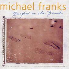 Michael Franks Barefoot on the beach (1999) [CD]