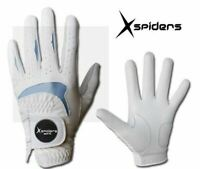 Brand Xspiders Men Golf Glove Regular Sheepskin & Microfiber 3 Packs Durable