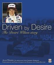 NEW Driven by Desire: The Desire Wilson Story by Alan Wilson