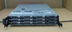 """Dell PowerEdge R510 2 SIX-Core XEON X5660 2.8GHz 64GB 12x 3.5"""" 2U Storage Server"""