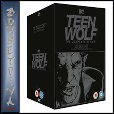 Teen Wolf: The Complete Series (DVD, 2017, 27-Disc Set)