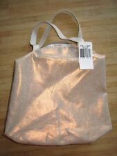 NEW* LESPORTSAC Small Passerby Satchel Tote Bag HANDBAG PURSE Natural Linen
