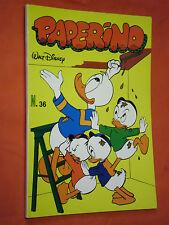 PAPERINO-DI:CARL BARKS- N°36 -TIRATURA LIMITATA 800 COPIE-ANAF/GRILLO- DISNEY