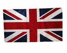Tappeto bandiera inglese 65x110cm altre misure dispon english flag made in italy