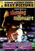 Slumdog Millionaire (DVD, 2009, Checkpoint Sensormatic Widescreen) NEW! - Sealed