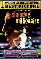 Slumdog Millionaire (DVD, 2009, Checkpoint Sensormatic Widescreen) VG Condition