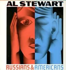 33T - AL STEWART - Russians & Americans