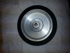 """8"""" Solid Contact Wheel for 2x72 Belt Sander Grinder"""