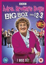 Mrs Brown's Boys: Series 1-3 (Box Set) [DVD]