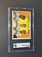 1959 Topps #166 Destruction Crew SGC 5 Newly Graded & Labelled PSA BVS