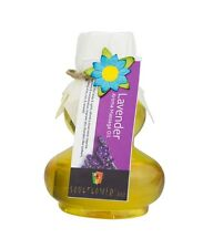 Soulflower Lavender Aroma Massage Oil 100% Pure Natural for Skin Free Shipping