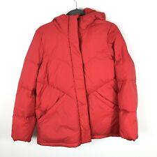 Madewell Women's Quilted Water Resistant Puffer Parka Size Medium New