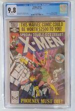 X-men #137 CGC 9.8 White Pages Death of Phoenix